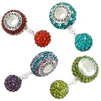 CRYSTALLIZED™ Crystal European Dangle Pendants
