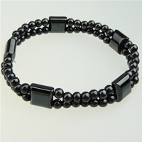 Wholesale magnetic Bracelets, A grade, 4x10mm, Sold per 7.5-Inch Strand