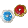 Beads Smooth Cloisonne, Lule, 19x9.50mm, : 1.5mm, 20PC/Qese,  Qese