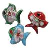 Beads filigran Cloisonne, Kafshë, asnjë, 13x12x6mm, : 1mm, 100PC/Qese,  Qese