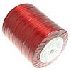 Saten Ribbon, i kuq, 10mm, :250Oborr, 10PC/Shumë,  Shumë