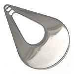 Pendants Stainless Steel bizhuteri, Lot, 18x30x1.50mm, : 1.5mm, 40PC/Shumë,  Shumë