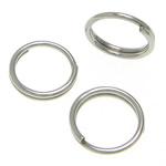 Jump unaza çeliku Stainless, 304 Stainless Steel, Round, 7x7x1.20mm, 12500PC/KG,  KG