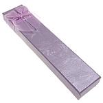 Box karton Gjerdan, Drejtkëndësh, rozë, 40x200x25mm, 100PC/Qese,  Qese