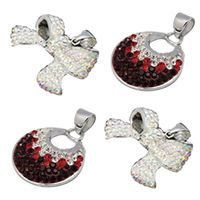 Sterling Silver CRYSTALLIZED™ Crystal Pendants