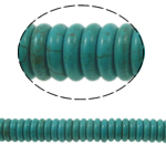 Bruz Beads, Bruz sintetike, Rondelle, 12x3mm, : 1mm, :15.5Inç, 119PC/Fije floku,  15.5Inç,