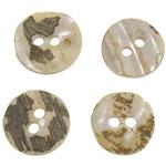 Qepje Button, Predhë, Monedhë, 11-13x11-13x1.5-2mm, : 1.5mm, 500PC/Qese,  Qese