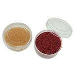 Beads ABS plastike, ngjyra të përziera, 135x103x18mm, 1mm, 12PC/Kuti,  Kuti