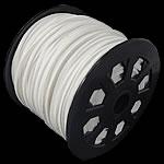 Cord Lesh, Kurrizit Lesh, e bardhë, 3x1.50mm, :100Oborr,  PC