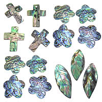 Abalone Shell Pendants