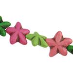 Bruz Beads, 19x19x7mm, : 1.5mm, :15.5Inç, 21PC/Fije floku,  15.5Inç,
