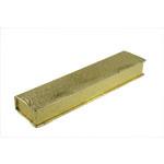 Box karton Gjerdan, Drejtkëndësh, i verdhë, 235x55x30mm, 12PC/Qese,  Qese