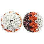 Çekë Beads diamant i rremë, Round, asnjë, PP13, 14mm, : 2mm, 10PC/Palë,  Palë