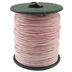 Cord Wax, rozë, 1mm, :80Oborr,  PC