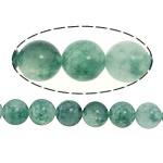 Beads Mermer Natyrore, Round, 6mm, : 1mm, : 16Inç, 5Fillesat/Shumë,  Shumë