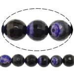 Natyrore kërcitje Beads Zjarri agat, YouTube Fire agat, Round, natyror, 16mm, : 2mm, : 15Inç, 10Fillesat/Shumë,  Shumë