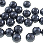 Swarovski Crystal Beads Pearl, Round, 8mm, : 1mm, 54PC/Qese,  Qese