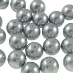 Swarovski Crystal Beads Pearl, Round, 10mm, : 1mm, 44PC/Qese,  Qese