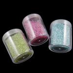Seed Glass Beads përziera, i përzier, 39x49mm, 1.9-3mm, : 1mm, 5Boxes/Qese,  Qese