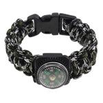Bracelets Mbijetese, Cord najlon, with Plastik & Akrilik, asnjë, 23mm, :7.5Inç, 12Fillesat/Qese,  Qese