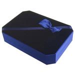 Bizhuteri Velveteen Set Box, Drejtkëndësh, 180x125x40mm, 10PC/Shumë,  Shumë