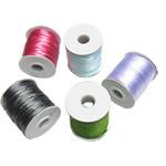 Cord najlon, ngjyra të përziera, 2mm, 10PC/Shumë,  Shumë