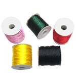 Cord najlon, ngjyra të përziera, 1mm, 10PC/Shumë,  Shumë