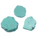 Varëse Bruz, Bruz sintetike, 33-46x41-49x5-6.5mm, : 1mm, 50PC/Shumë,  Shumë
