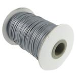 Cord Wax, gri, 2mm, :100Oborr, 3PC/Shumë,  Shumë