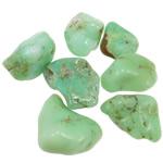 Komponenti varëse gur i çmuar, Jeshile kuarc, Shape përziera, 38-49mm,  KG