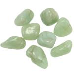 Komponenti varëse gur i çmuar, Jeshile kuarc, Shape përziera, 37-41mm,  KG