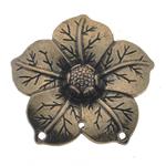 Pendants Zink Alloy Lule, Alloy zink, Ngjyra antike bronz i praruar, asnjë, , nikel çojë \x26amp; kadmium falas, 36x37.50x15mm, : 5mm, 10PC/Qese,  Qese