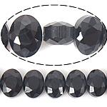 Imitim Swarovski Crystal Beads, Kristal, Oval Flat, asnjë, imitim kristal Swarovski & makinë faceted, Reaktiv, 12x9x6mm, : 1.2mm, 100PC/Shumë,  Shumë