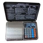 Digital Scale Pocket, ABS plastike, Drejtkëndësh, asnjë, asnjë, asnjë, 133x82x17mm,  PC