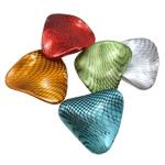 Beads pikturuar akrilik, Kthesë, pikturë, asnjë, ngjyra të përziera, 39x39x7mm, : 2mm, 80PC/Qese,  Qese