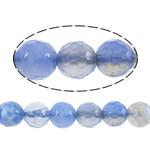 Agat Beads, Zjarri agat, Round, asnjë, asnjë, 8mm, : 1mm, : 14.5, 10Fillesat/Shumë,  Shumë