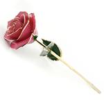 Lule artificiale Kryesore Dekor, Rrëshirë, Shape Tjera, ari praruar vërtetë, asnjë, rozë, 300x65mm,  PC