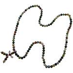 Agat Gjerdan, Indian agat, Shape Tjera, asnjë, asnjë, 6.5mm, 8.5mm, 6.5x8.5mm, :28Inç, 5Fillesat/Shumë,  Shumë