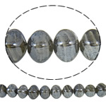 Plattierte Lampwork Perlen, Quadrat, braun, 13x14mm, Bohrung:ca. 2mm, Länge:ca. 16.5 ZollInch, 10SträngeStrang/Tasche, verkauft von Tasche