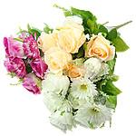 Lule artificiale Kryesore Dekor, Mëndafsh, Shape Tjera, asnjë, asnjë, ngjyra të përziera, 290x520x350mm, 10PC/Shumë,  Shumë