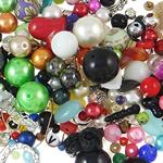 Gjetjet bizhuteri të përziera, Materiale të përziera, Shape përziera, asnjë, i përzier, ngjyra të përziera, 4-36mm, : 1-10mm,  KG