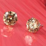 Vath diamant i rremë, with 925 Sterling Silver, Shape Tjera, asnjë, asnjë, asnjë, 8mm, 2Çiftet/Shumë,  Shumë