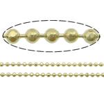 Tunxh Ball Chain, reale u rrit ari praruar, asnjë, , nikel çojë \x26amp; kadmium falas, 1.20mm, :100m,  Shumë