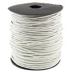 Cord Wax, e bardhë, 1.5mm, :80Oborr,  PC