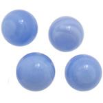 Agat Beads, Agat sintetike, Round, asnjë, nuk ka vrimë, 16mm, 50PC/Shumë,  Shumë