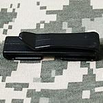 Lidh plastike, Drejtkëndësh, asnjë, asnjë, e zezë, 50mm, 100PC/Qese,  Qese
