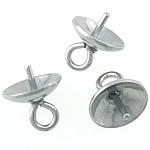 Stainless Steel Peg dorëzani, 316 Stainless Steel, Shape Tjera, asnjë, asnjë, asnjë, 7x5mm, 0.7mm, : 1.5mm, 500PC/Qese,  Qese