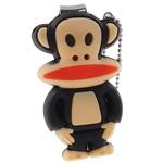 Moda Nail Clipper, Silicone, Majmun, asnjë, e zezë, 29x52x20mm, 10PC/Shumë,  Shumë