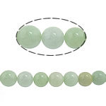 Beads Jade, Burma Jade, Round, asnjë, asnjë, 10mm, : 1mm, :16Inç, 5Fillesat/Shumë,  Shumë
