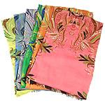 Shall Velveteen, Pashmina, ngjyra të përziera, 82x200cm, 10Fillesat/Qese,  Qese